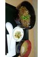 昼ご飯カルビ丼