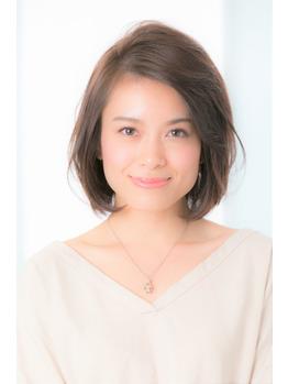 【畑ブログ】大人女性に人気のGOODシルエット!_20180417_2