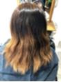 究極の美髪師になりたい♪