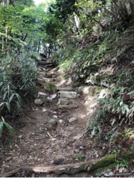 金剛山へ_20181017_1