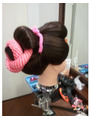 新日本髪☆