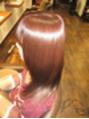 髪質改善カラー¥5400