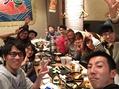 トップデザイナー林 明男の食事会