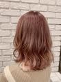 *pink beige*