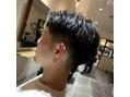 メンズツーブロック 泉大津美容室bros.THE HAIR