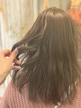 髪質改善&色濃く透ける魔法カラーレシピ_20181105_1