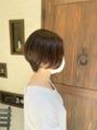 ヘアーメイク アフィーノ(hair make affino)ショートヘア