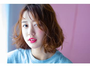 ドーリーウェーブ&眉上バング☆_20181003_1