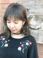 【顔周りのカット】が似合わせ+小顔のポイント☆