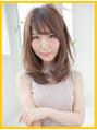 ひし形/小顔似合わせカット/コスメ系パーマ・髪質改善