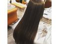 N.カラーで艶髪!