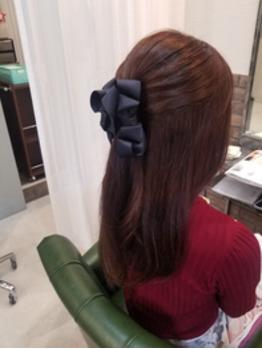 ツヤツヤの髪にヘアアイテムを☆_20181215_2