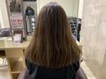 大反響の髪質改善トリートメント♪