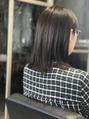 プラチナ縮毛矯正の間隔/年2回~3回がおススメです。