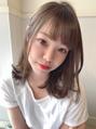☆秋のおすすめカラー☆ 新宿 美容室