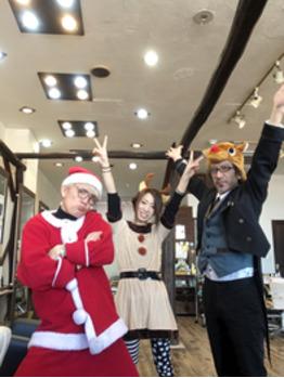 クリスマスイベント3日目