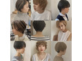 ショートヘア得意です!