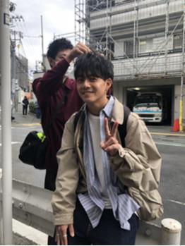 メンズパーマ/クセ毛風/ヘアカタログ撮影_20201115_1