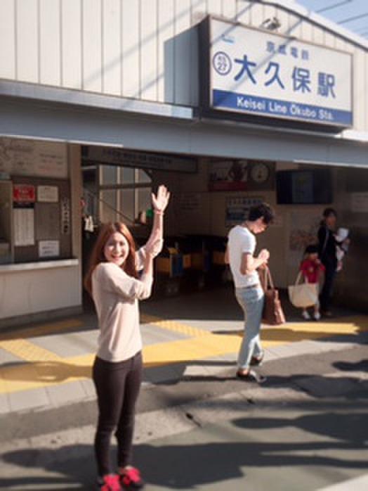 veriteまでの道順☆【京成大久保 美容室 ベリテ】_20190628_1