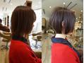 ショートヘアーでGo! タガワセイタ