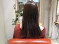 宝塚 小林 美容室 ☆ 髪質改善 トリートメント