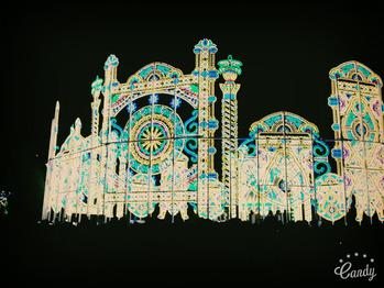 ルミナリエ★!_20161212_3