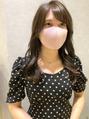 暗髪◎ピスタチオカラー(山本)