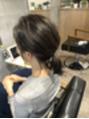 デジタルパーマ アレンジ 奈良市 美容室