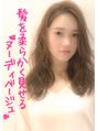 ツヤ髪職人こと代表森のお仕事Vo.37(似合うカラー)