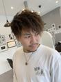 オーブ ヘアー レーン 滋賀草津店(AUBE HAIR lean)メンズスタイル