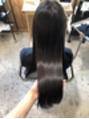 美髪の秘訣