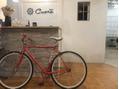念願の自転車(^o^)