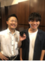 HIRO GINZA のWax!!