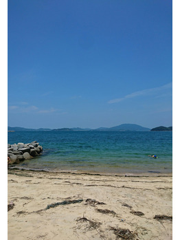 夏♪夏♪海(^^♪_20170804_1