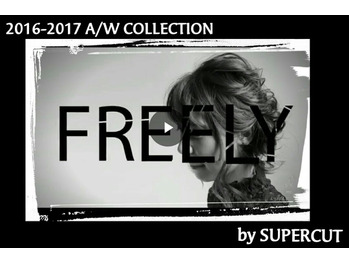 """2016 SUPER CUT A/W COLLECTION """"Freely"""" Video_20161209_1"""