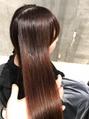 ☆髪質改善!弱酸性縮毛矯正×超音波トリートメント☆