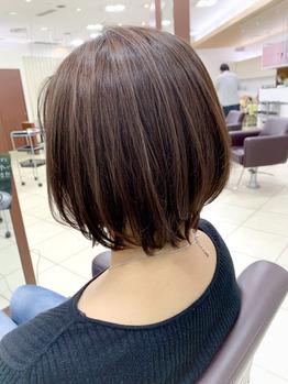 秋は落ち着いた髪色が人気です♪_20211009_1
