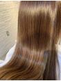 やっぱりすごい!髪質改善トリートメント!