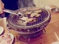 焼肉→韓国料理。