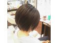 ばっさりショート~黒髪ショート夏編~