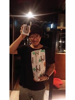 natsume柄田店長Birthday_20160918_1
