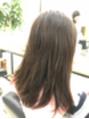 ツヤ髪体験(^^)