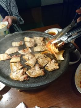 韓国料理☆彡_20170824_1