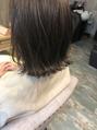 Aujuaシステムトリートメント1度の体験で髪変わる♪