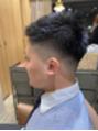 トリート ヘアデザイン 妙典店(TREAT HAIR DESIGN)*ヘアスナップVol.293*メンズスタイル×フェード