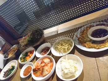 韓国料理☆彡_20170824_2