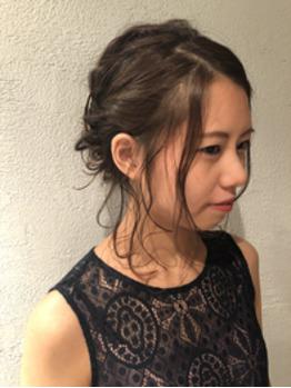 後れ毛の位置について☆_20180811_1