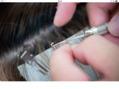 ボリュームアップヘアループ前髪や分け目の悩みも解消