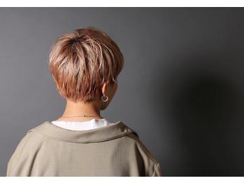 ハイトーン/ハンサムショート/イルミナカラー_20190621_2