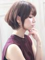 mowen☆真夏にオススメ~マイナス3度涼しげhair(^^)